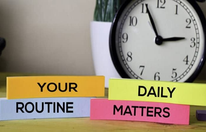 How to Make a Truly Workable Daily Routine