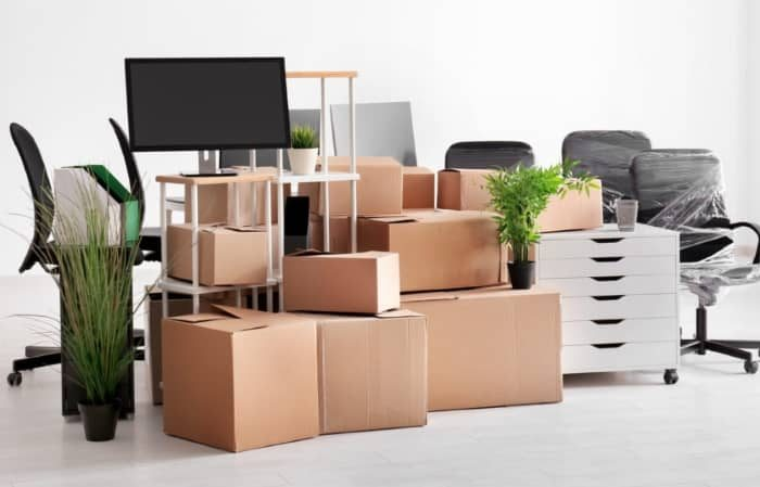 How to plan to move your office