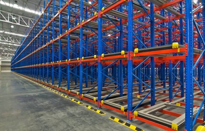 The Benefits and Savings Of Used Pallet Racking