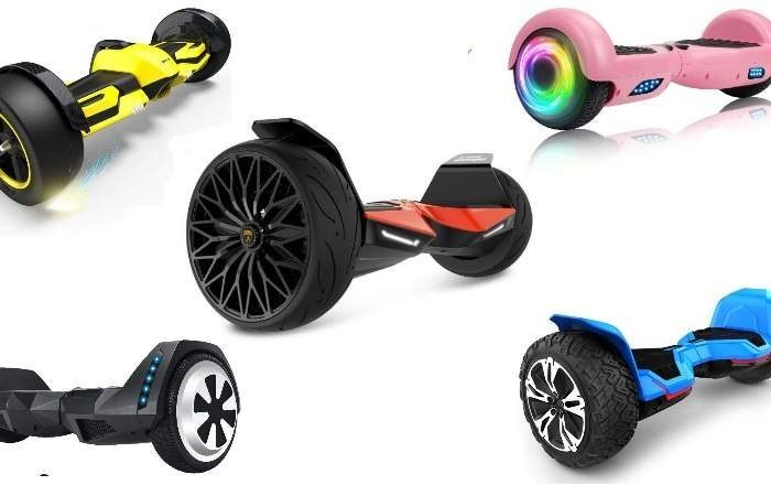 All-types of Hoverboard