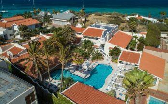 Neighbourhoods of Aruba