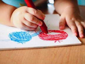 learn and write for a preschooler