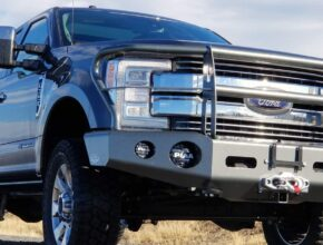 Bumper Selection for Truck
