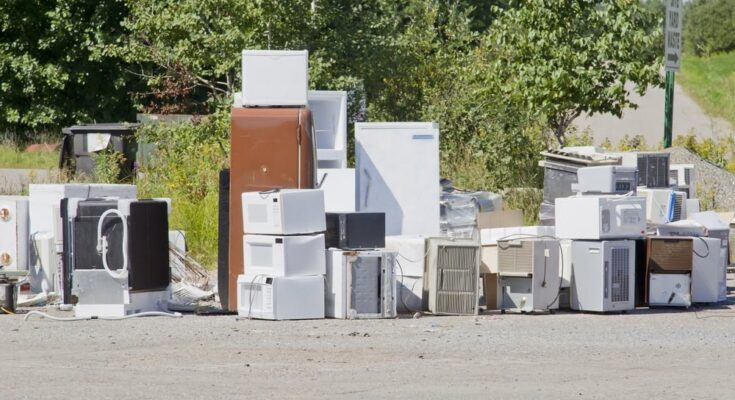 Get Rid of Old Appliances
