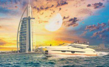Rent Yacht Dubai