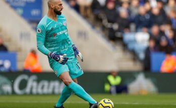 Willy Caballero's Biography