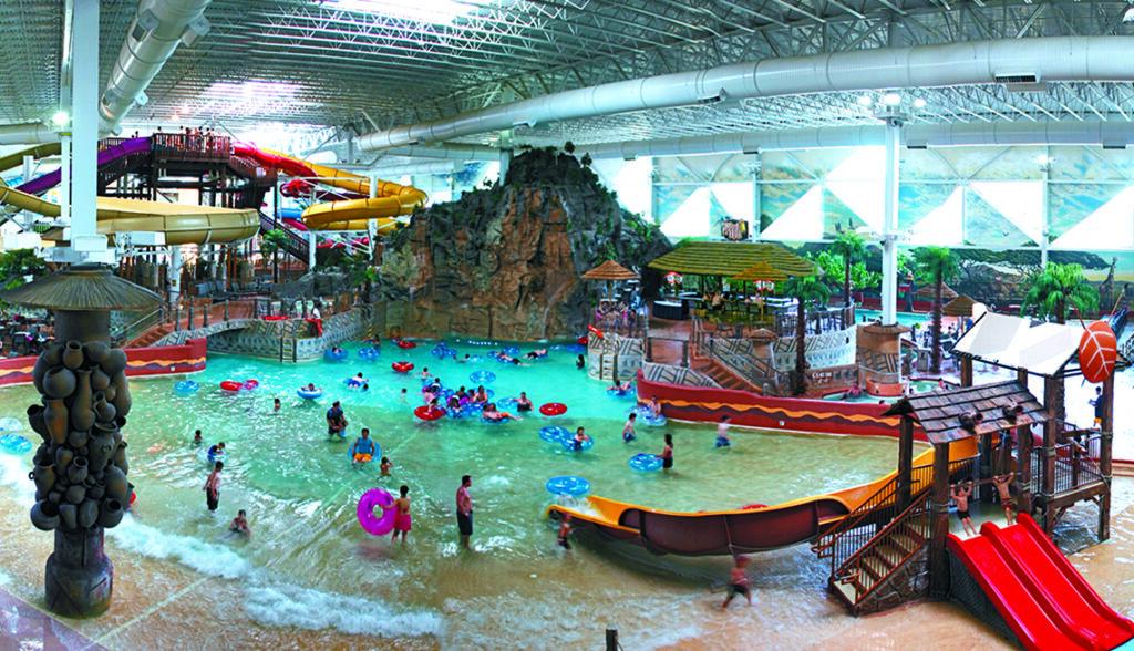 Indoor Water Parks