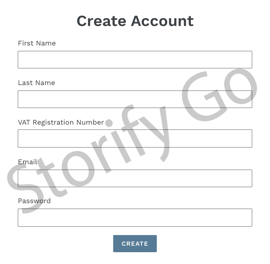 Create Your Shopify Account