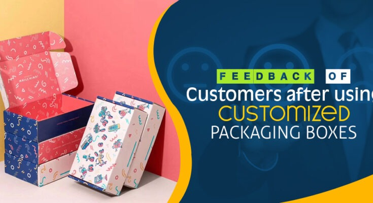 customized packaging boxes
