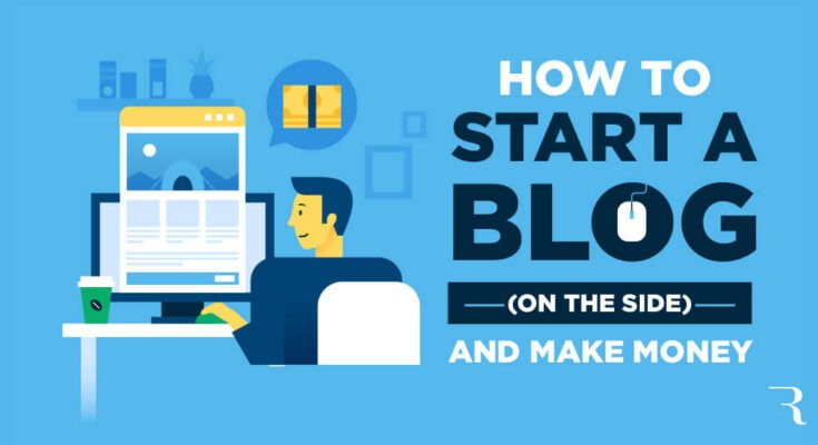how to create blog and earn money