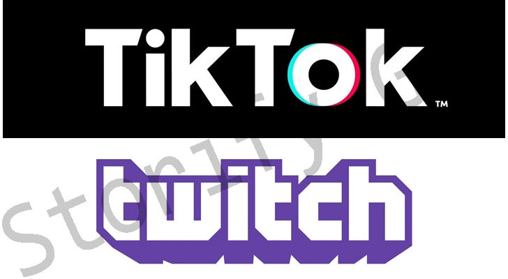 Twitch followers and TikTok likes