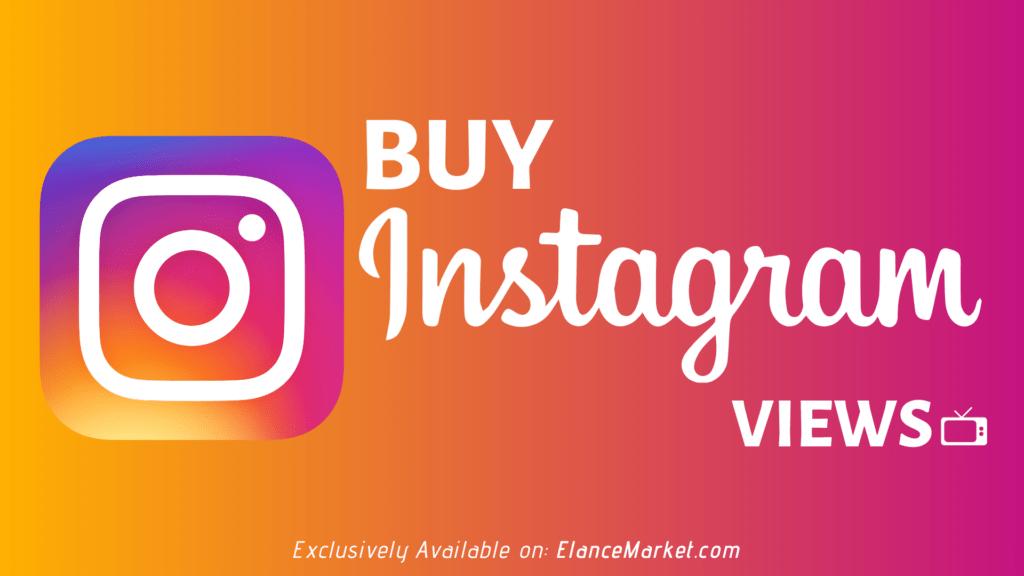 Purchase Instagram views