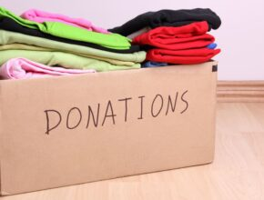 Donate Your Clothes