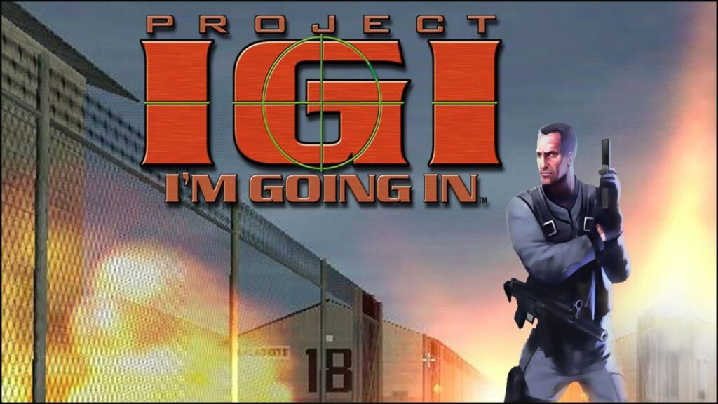 Project IGI – I am Going In