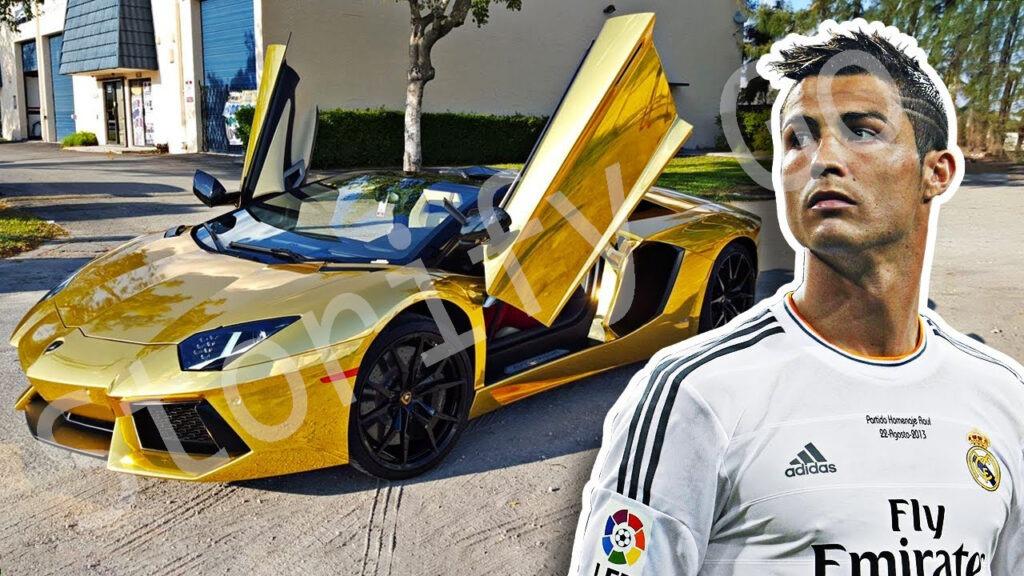 Cristiano Ronaldo Spend His Money