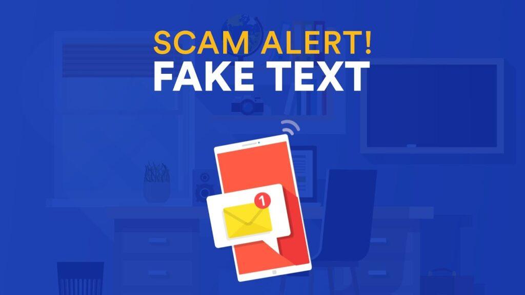 Text Scams