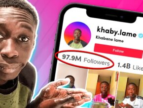 Khaby Lame Set To Become Most Followed TikToker