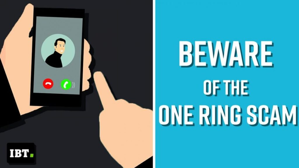 One-ring Scams