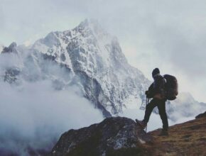 Traveling in Nepal