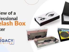 Eyelash Box Maker