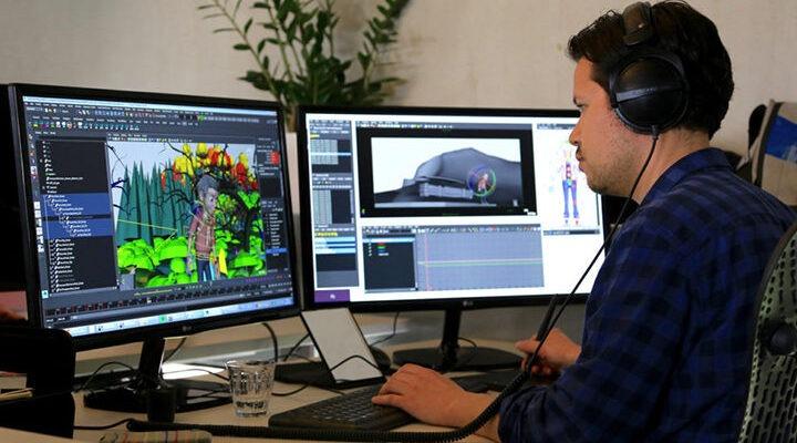 3D Animation Studio