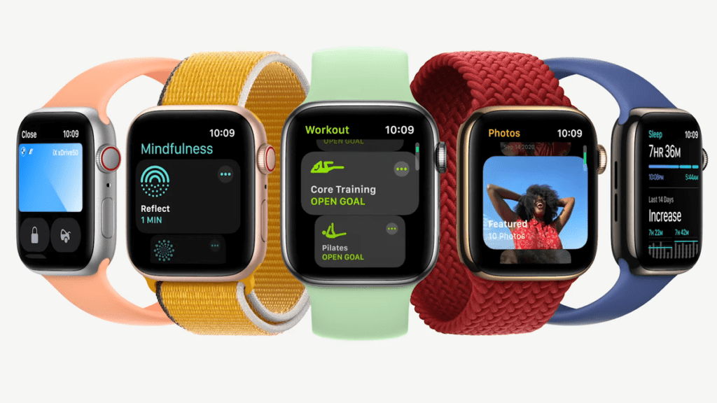 Apple Watch Series 7 new band