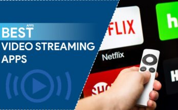 Best video streaming apps