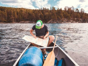 Canoe For Your Next Fishing Trip