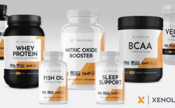 Health Supplement Line with XenoLabs