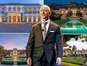 Jeff Bezos Net worth, House