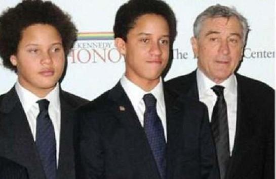 Julian Henry De Niro Family
