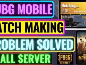 PUBG Emulator Matching Problem