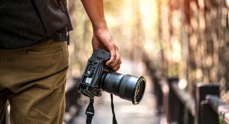 Photography with Digital Camera