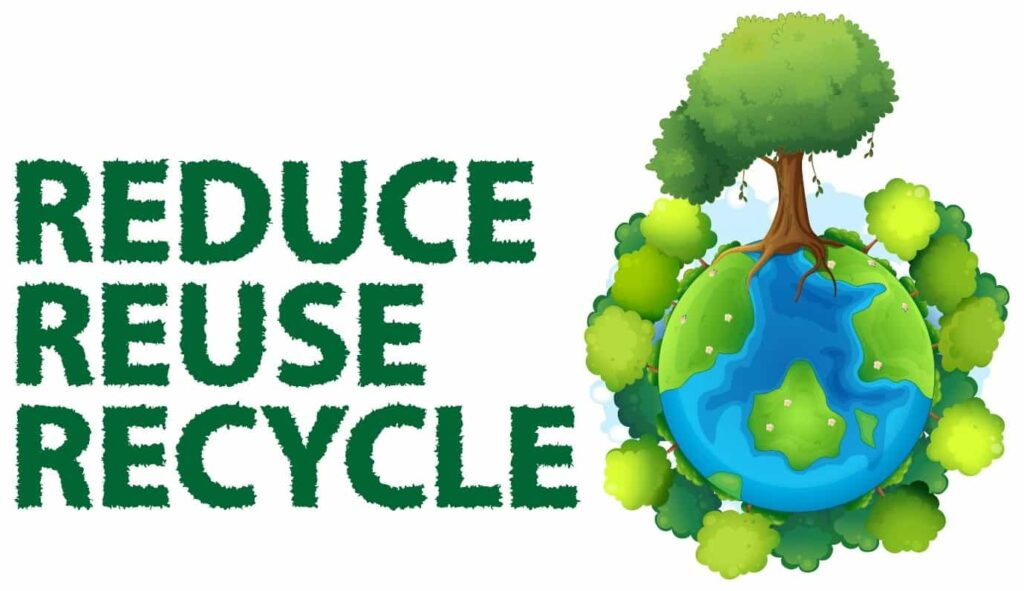 Recycle and Reuse