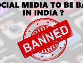 Social Media Ban in India