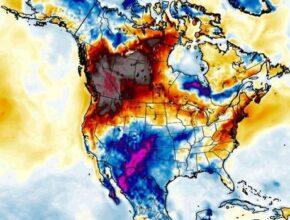 Canada Heat Wave