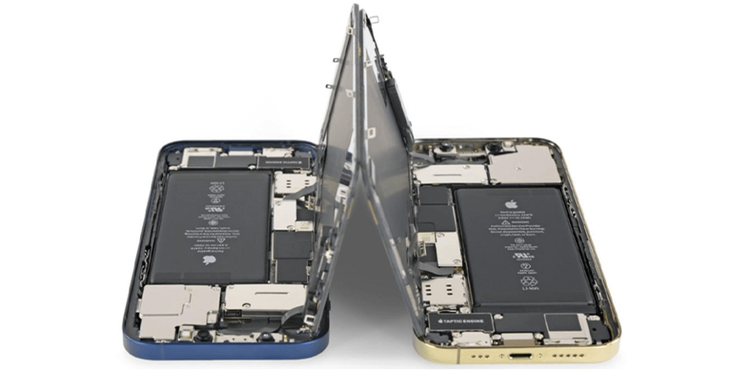 iPhone 13 Pro and iPhone 13 Pro Max Battery