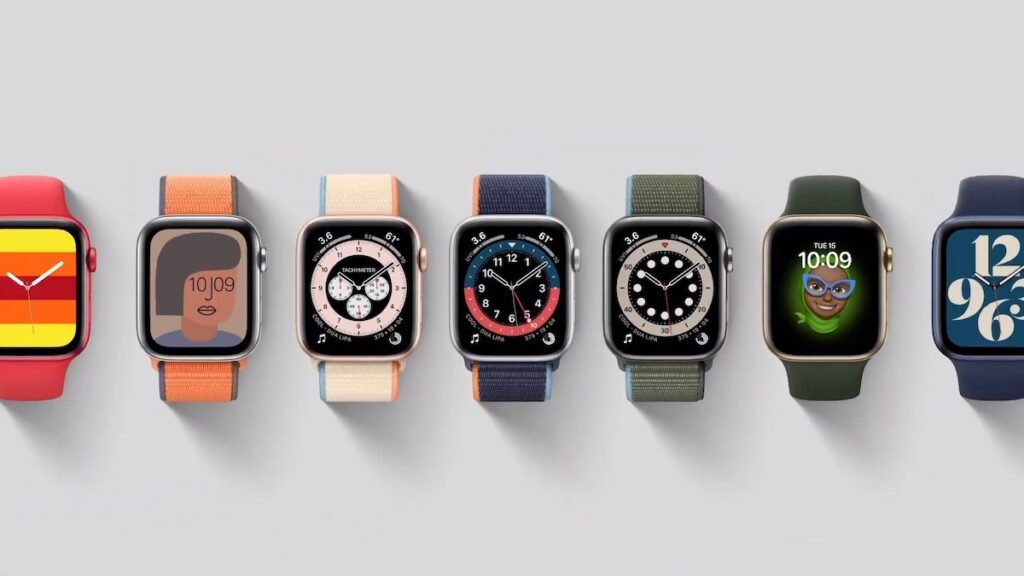 new watch faces