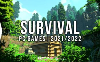 survival crafting games