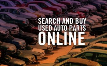used car parts online