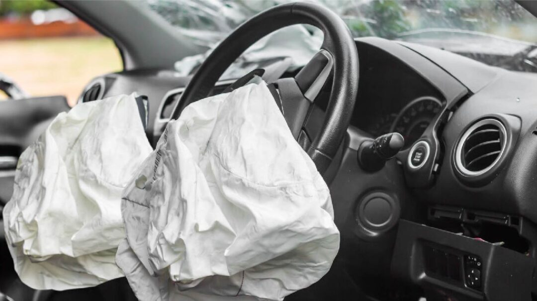 How do airbags protect you?