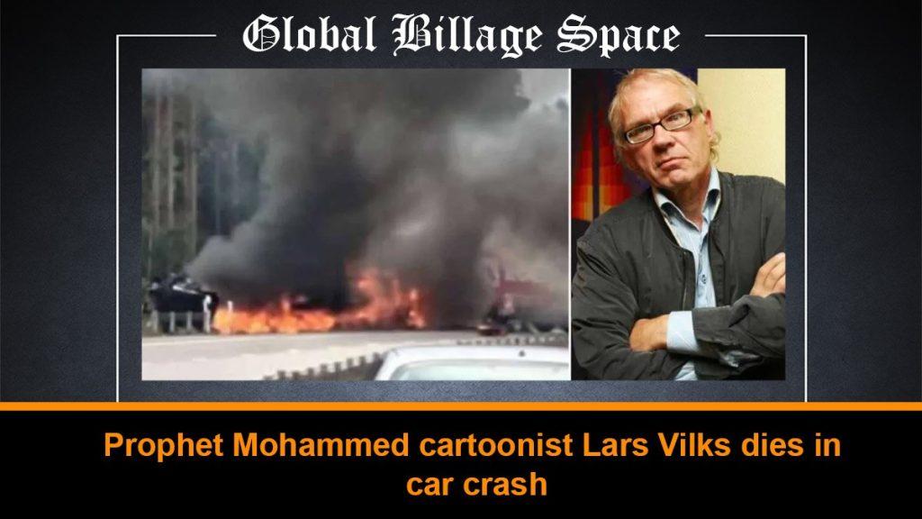 Lars Endel Roger Vilks Death