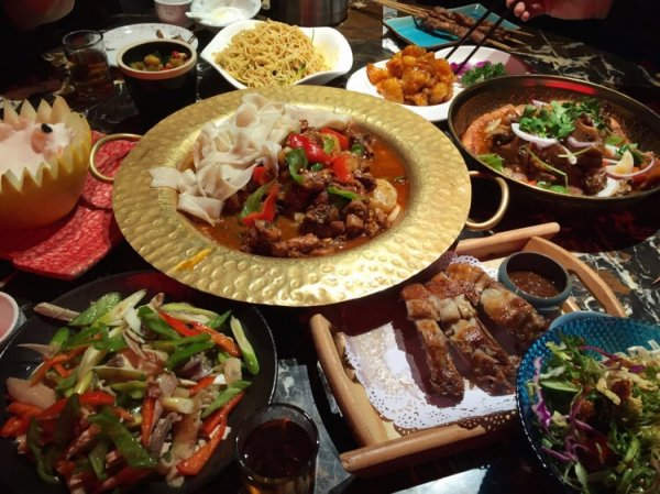 Xinjiang cuisine