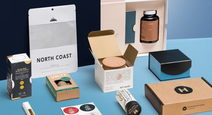 customize packaging boxes